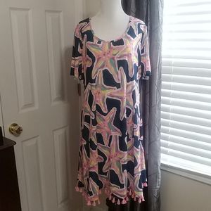Simply Southern dress/cover